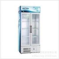 全新Aucma/澳柯玛立式双门展示柜陈列柜冷藏柜保鲜柜超市饮料柜