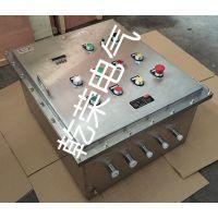 4P带漏电施耐德元件防爆配电箱