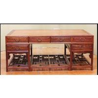 供应批发刺猬紫檀1.8米2米2.2米2.4米2.8米3.2米3.6米4.5米办公桌椅