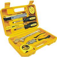 厂家出售品牌波斯工具8件家用组套 配置齐全质量保证全新塑盒套装