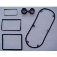专业加工硅胶制品垫圈 保鲜盒专用食品级硅胶密封圈