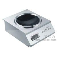 三河电磁台式凹面小炒灶价格价格亲和力牌 QHL-TAL08节能率高无噪音无污染