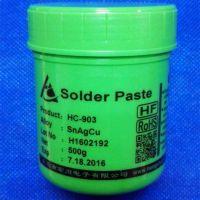 厂家大量供应Sn99Ag0.3Cu0.7高温焊锡膏、可降低生产成本