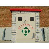 农业机井灌溉控制器、玻璃钢智能灌溉井房、IC卡控制柜玻璃钢柜体