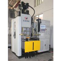 拓威供应300T全自动高效率硅橡胶制品注射成型机