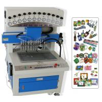 广东机械厂家浈颖机械供应全自动12色点胶机 全自动滴胶机
