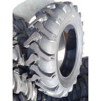 农用轮胎12.4-24 人字花纹 旱田农用拖拉机轮胎
