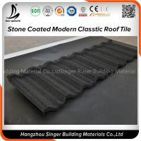 Color Stone Coated Chips Aluminum Zinc Steel Sheet