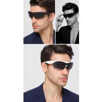 智能穿戴头戴式无线语音拨号蓝牙耳机智能偏光眼镜_无线智能硬件厂家