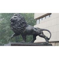 山西铜狮子_铜雕门狮_铜雕门狮厂家