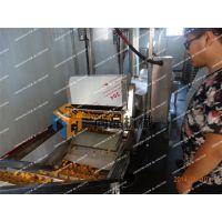 鱼豆腐全套生产设备 省电型鱼豆腐油炸机