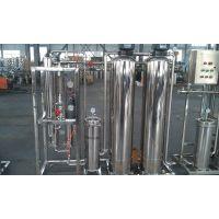 做甜酒酿纯净水设备 反渗透设备拥有卫生许可批件