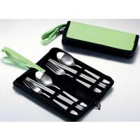 西安盼源餐具包制作不锈钢餐具包定制可定制LOGO