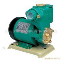 供应上海(台州)韩进PHJ-250E非自动冷热水自吸泵家用太阳能增压泵