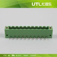 MB2.5HP/VF5.0(5.08) 欧式接线端子  铜接线端子 大电流接线端子