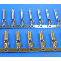 供应2.35电源线端子、2.35公母铜管压线端子、圆管接线端子