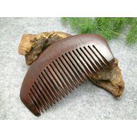 厂家批发 家居用品小件 酸枝木质梳子 仿古木质工艺品批发