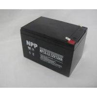 耐普铅酸蓄电池12V12ah