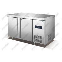 供应保鲜工作台/BG-L2H/不锈钢冷柜批发/麦当劳工作台/风冷工作台