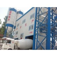 郑州HZS120型商品混凝土搅拌站 商混站控制系统