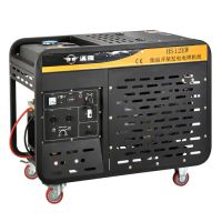 不插电的300A柴油发电电焊机组