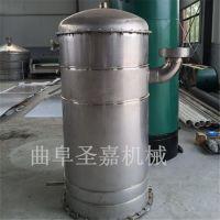 湖南白酒蒸馏设备厂家直销 圣嘉不锈钢储酒罐