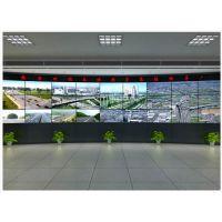 海康威视定西工厂监控安装|定西监控大屏|高清拼接屏46