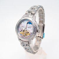 稳达时 高档礼品手表厂家代工定做 全自动机械不锈钢手表