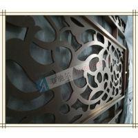 石家庄金属装饰屏风、花格(图)、钛金金属装饰屏风