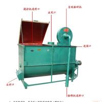 【直销】多功能自吸式粉碎搅拌机 养殖饲料专用卧式粉碎搅拌机