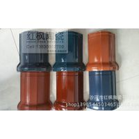 厂家直销陶瓷瓦全瓷脊瓦/半圆脊/西式脊瓦/彩色半圆脊/连锁瓦配件