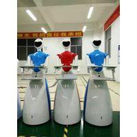 北京哪里有机器人餐厅送餐机器人穿山甲
