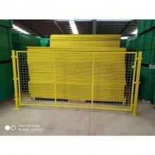 双圈护栏网 优质护栏网价格 隔离栅质量
