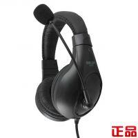 Salar/声籁A566头戴式笔记本电脑耳机游戏耳麦带麦克风话筒重低音