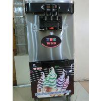 黑龙江哪里有卖冰激淋机器的,价格便宜包教技术
