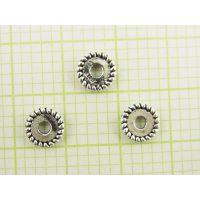 DIY泰银饰品配件加工生产批发 珠宝首饰来图来样加工定制工厂