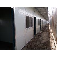 单县安装复合板活动房,彩钢板活动房,彩钢瓦围墙-18654356200