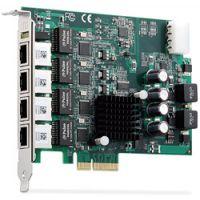 ADLINK/凌华 PCIe-GIE64+ 4通道PCIExpress?PoE凌华图像采集卡