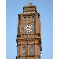 个性定制康巴丝牌建筑钟,现代建筑钟kts-15