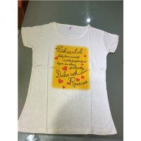 服装批发厂家直销低价摆地摊货源批发短袖T恤3.8元