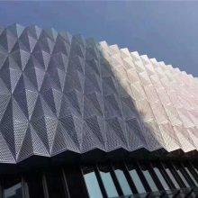 国景专业定制门头铝单板 门头造型铝单板