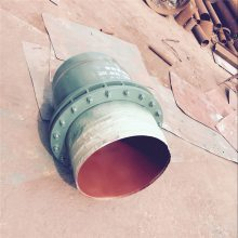乾胜牌套筒补偿器 石墨盘根密封 镀锌管伸缩 碳钢材质CJ/T3016.2-94