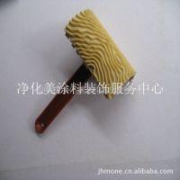 供应木纹漆,艺术涂料专用工具-木纹器采用优质橡胶制造