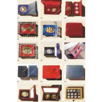 定制包装纸盒、纪念币、钥匙扣、袖口、工艺品、商务礼品