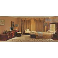 上海格伯直销宾馆家具时尚酒店双人床标间成套家具快捷宾馆家具定做简约