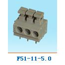 热供恒翊WELINK免锁螺丝接线端子F5