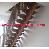 海口整体楼梯扶手 海南实木楼梯 琼海阳台飘窗阁楼护栏