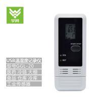 经济迷你USB型温湿度记录仪GGL系列