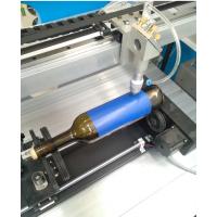 6040型号镭曼激光红酒瓶子激光雕刻有机玻璃亚克力激光雕刻机