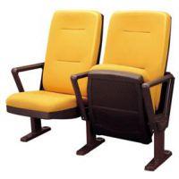供应典创优质金属骨架礼堂椅DC-4012